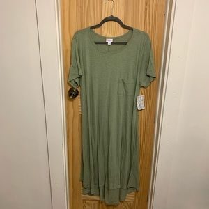 LuLaRoe Dresses - NWT LulaRoe Carly dress, XL